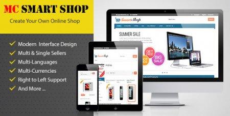 MC Smart Shop 1.0 - интернет магазин