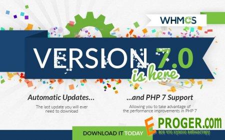 WHMCS V7.0.0 NULLED - БИЛЛИНГОВАЯ СИСТЕМА