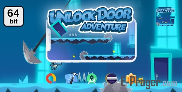 Игра Unlock Doors Adventure 64 bit v1.0 для  Android и IOS